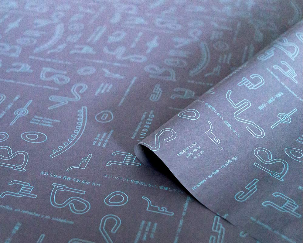 Branded tissue paper / Excellence